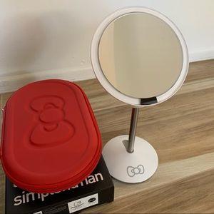 "SimpleHuman Limited Hello Kitty 5"" Sensor Mirror"